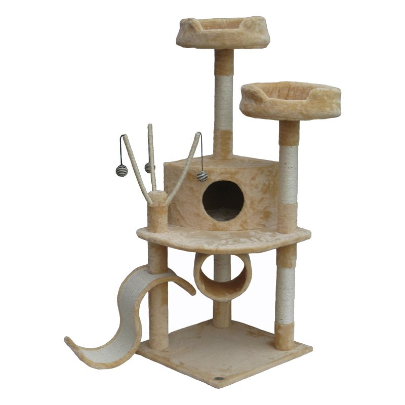 Go Pet Club 55quot Cat Tree