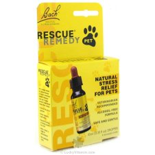 Bach Pet Rescue Remedy - 10ml